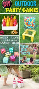 Diy Outdoor Games 38 Easy To Make And Fun Filled Outdoor Party Games For The Family