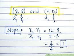 mathematics major finding linear equations math solver