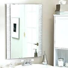 brushed nickel mirror. Polished Nickel Bathroom Mirror Brushed Frames Vanity