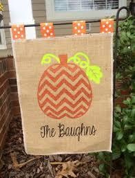 fall garden flags. Burlap Garden Flag Celebrate Fall Custom By Sewgoddesscreations, $25.00   Etsy Wish List Pinterest Pumpkin Applique, Flags And