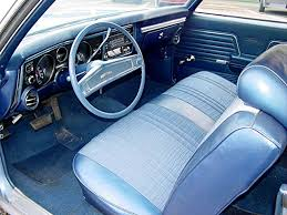 1969 chevelle steering wheels and door panels