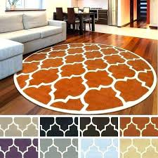 6 foot round rug. 6ft Round Rugs 6 Ft Rug 3 Foot Circle Area With Regard . 4 V