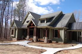 Update On Cedar Ridge 4 Months Later Modern Craftsman Style Home