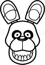Bonnie How To Draw Easy Five Nights At Freddys Valentine Day