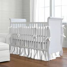neutral baby bedding gender neutral crib sets carousel designs within splendiferous solid colored crib