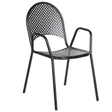 white metal patio chairs. Mesh Patio Chairs With 4 Chair Legs Ideas And Black Metal Chair: Full White Y