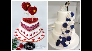 Wedding Anniversary Cake Images Decorating Ideas New Designs