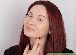 image led make makeup last all day step 2