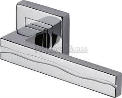 modern interior door handles. Amazon Contemporary Lever On Rose Door Handle Modern Interior Handles N