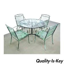oval wrought iron patio table wrought iron outdoor dining table wrought iron patio dining set furniture
