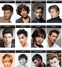 Types Of Hairstyle For Man types of mens haircuts type of men hairstyle a set of mens 3606 by stevesalt.us