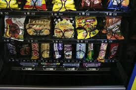 Vending Machines And Obesity New Hospital Vending Machines Selling NO Healthy Food Despite Rules To