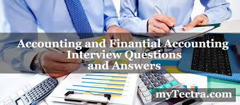 Accounting Interview Questions Interesting 48 Accounting Interview Questions And Answers 48 MyTectra