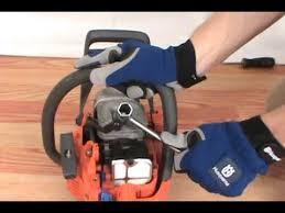 Changing The Spark Plug Husqvarna Chainsaw