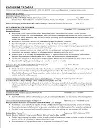 Resume For Movie Theater Job Theater Manager Resume Example Templates For Movie Job Yun24 Co Best 19