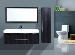 wall mount bathroom vanities eclipse grey oak single sink wall mounted bathroom vanity wall hung bathroom