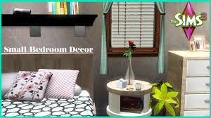 Sims 3 Bedroom The Sims 3 Small Bedroom Decor Youtube