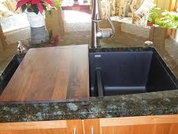 Sink With Cutting Board Kitchen Sink Cutting Board Victoriaentrelassombrascom