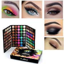 15 183 beauty colors shimmer matte eyeshadow eye shadow palette smoky makeup set
