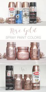 Pintura Design Master Rose Gold Spray Paint Spray Paint Colors Gold Spray Paint
