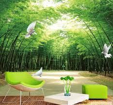 Tapete Dinding Motiv pemandangan alam ...