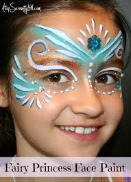 face painting tutorial fairy princess face paint tutorial u create by photographer