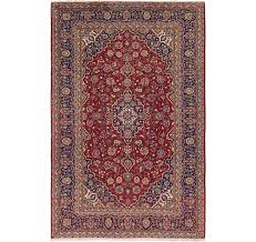 handknotted 7 9 x 11 8 kashan persian rug