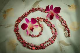 Image result for flower lei necklace