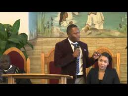 Pastor Donald Rolle - YouTube