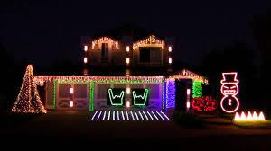 Slayer Christmas Light Show