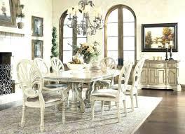 dining tablesantique white round dining table room sets with set elegant design