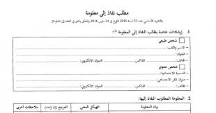 Sahara Agent Commission Chart Tunisia Citizens Testing Right To Information Law Human