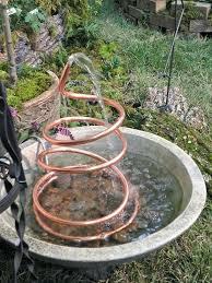 Soothing Garden Fountain 7 Diy Backyard Outdoor Water Wall Fountains