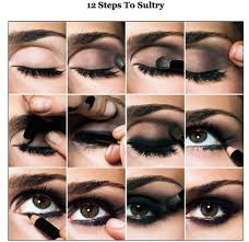 tutorial steps emo makeup for eyes pin image share tips