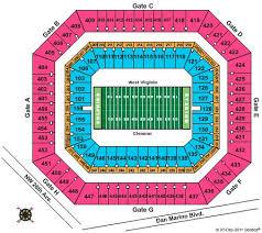 Capital One Orange Bowl Seating Chart Hard Rock Stadium Tickets And Hard Rock Stadium Seating