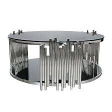 cool silver coffee table round silver glass coffee table round silver coffee table canada