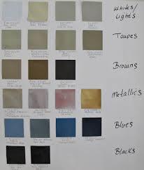 Valspar Metallic Paint Colors