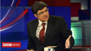 Arnab Goswami: India's most loved and loathed TV <b>anchor</b> - BBC ...