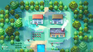 ArtStation - Pokemon FireRed - GBA - Fanart, Daniel Bogni