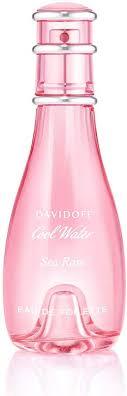 Zino <b>Davidoff Cool Water Sea</b> Rose Eau de Toilette for Women 30 ml