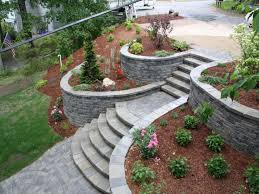 Small Picture Landscape Design Retaining Wall Ideas Markcastroco