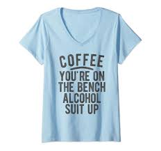 Amazoncom Womens Coffee Youre On The Bench Alcohol Suit Up