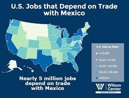 Nearly 5 Million U S Jobs Depend On Mexico Marketwatch