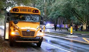 SC 11-year-old hit by truck while boarding Charleston bus | The State