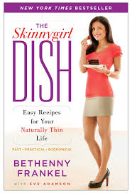 Skinny girl recipe book
