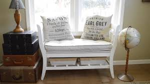 how to make a diy salvaged chair french bench anoregoncote you