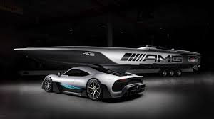 2018 Cigarette Racing 515 Project One - Mercedes-AMG Hypercar  Rear Corner