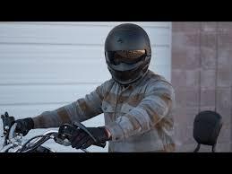 Scorpion Covert Helmet Review Getlowered Com Youtube