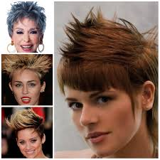 Spiky Hair Style 2016 womens spiky hairstyles for 2016 haircuts hairstyles 2017 and 2844 by wearticles.com