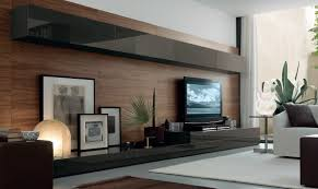 Tv Cabinet Designs For Drawing Room 50 Ideas To Decorate The Wall You Hang Your Tv On